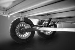 Устройство прицепа для легкового автомобиля